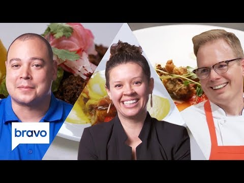 Catch Up With Your Favorite Top Chef Alums | Last Chance Kitchen