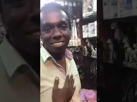 Афро-американец говорит на армянском😂