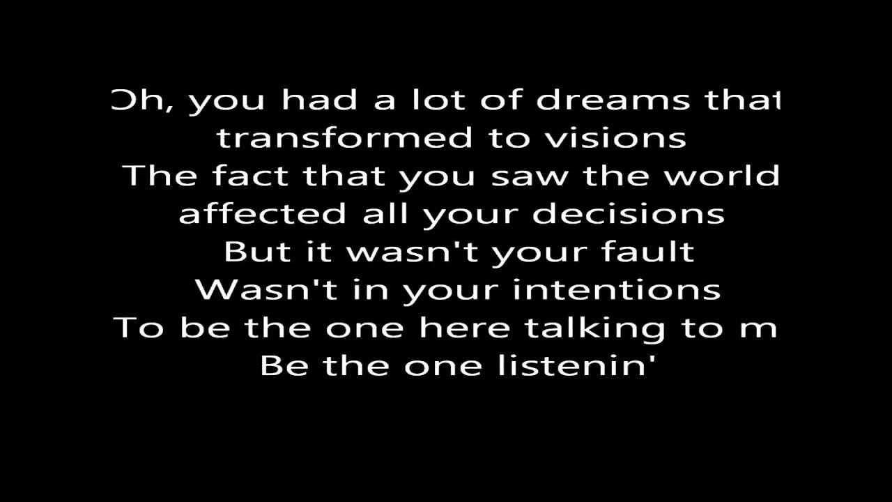 lyrics to lil wayne how to love