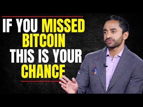 My Prediction On Bitcoin Was Correct | Now I'm Going To INVEST In THIS - Chamath Palihapitiya