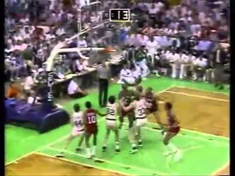 NBA Boston Celtics greatest moments