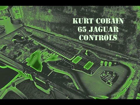 Fender Kurt Cobain Jaguar Controls Explained - YouTube