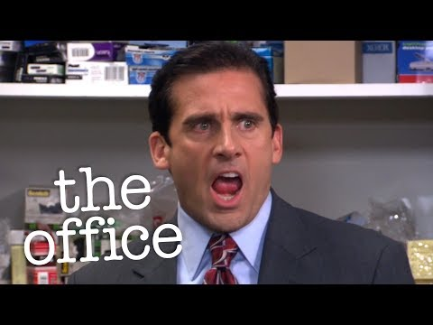 I DECLARE BANKRUPTCY!!!  - The Office US