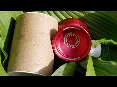 Yotricks Atlas YoYo Unboxing And Review.