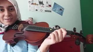 Keman Dersleri #2   Sıfırdan 9.Senfoni Beethoven