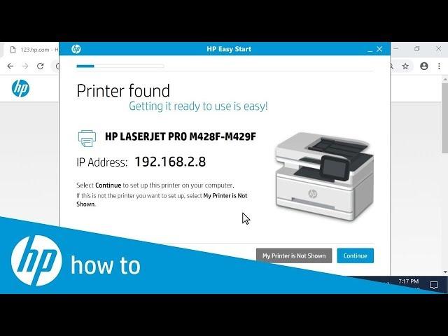 Jak zainstalować sterowniki dla drukarki HP PageWide