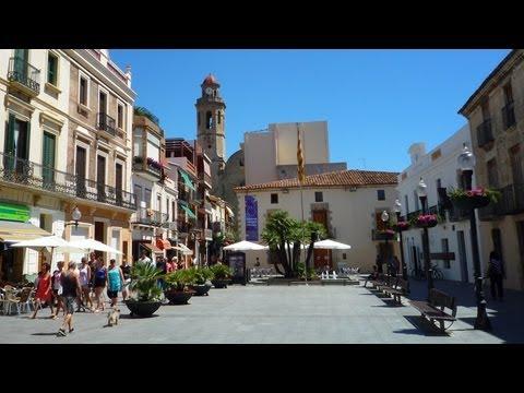 Calella - Costa Maresme, Catalonia, Spain