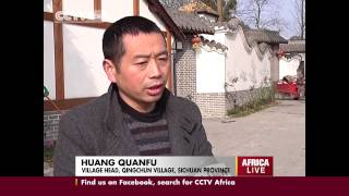 China's rural land reforms increase farmers' incomes