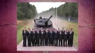 Вот как нужно тормозить танк!!!(, 2014-02-01T19:09:05.000Z)