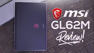 MSI GL62M Laptop Review 2018 - Best Gaming Laptop Under $700!