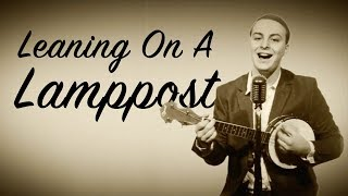 Leaning On A Lamppost - BANJOLELE COVER- George Formby & Me And My Girl