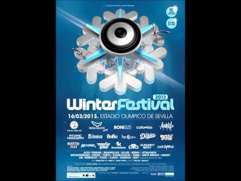 Colombo @ Sesion Winter Festival 2013 (Estadio Olimpico de Sevilla)