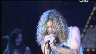 Robert Plant - You Shook Me - Montreux 1993