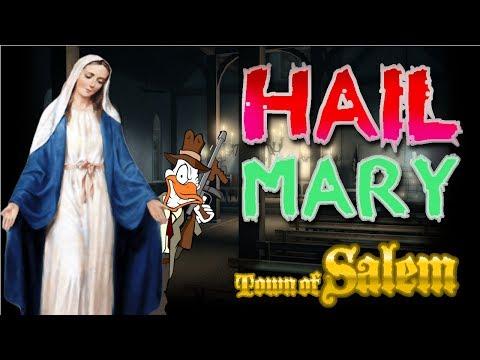 HAIL MARY | Town of Salem Ranked Mafia Gameplay