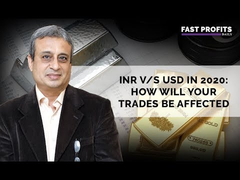 INR V/s USD In 2020: How Will Your Trades Be Affected?