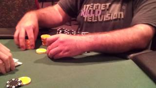 Earlier Poker 8/18 Final 3 Frank boats his 4