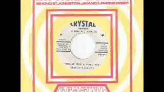 Derrick Harriott - Message From A Black Man - (Crystal / Dub Store Records - DSR-DH7-025)