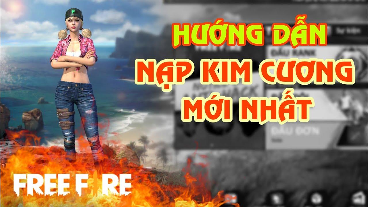 [Garena Free Fire] Hướng Dẫn Nạp Kim Cương Qua SMS   Sỹ Kẹo