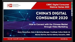 2020 06 30 How to Connect with the Chinese Market through Video Marketing