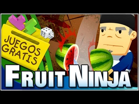 Fruit ninja!! | Juegos Gratis con Dsimphony