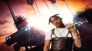 2Pac - California Thugs (Ft. Ice cube, Snoop Dogg & Dr. Dre) Westcoast Banger