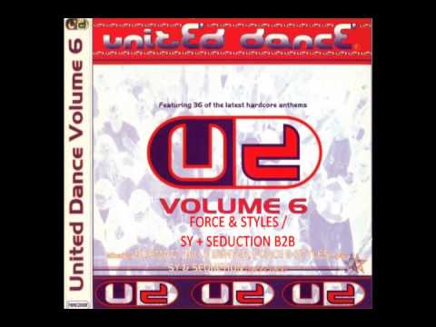 (CD 2) United Dance - Vol 6 (Force & Styles / Sy + Seduction
