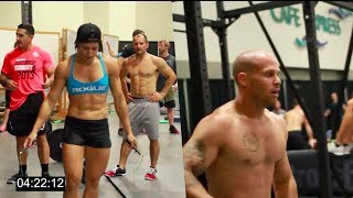 Lift Up Luke Fundraiser Workout with Miranda Oldroyd and Chris Spealler