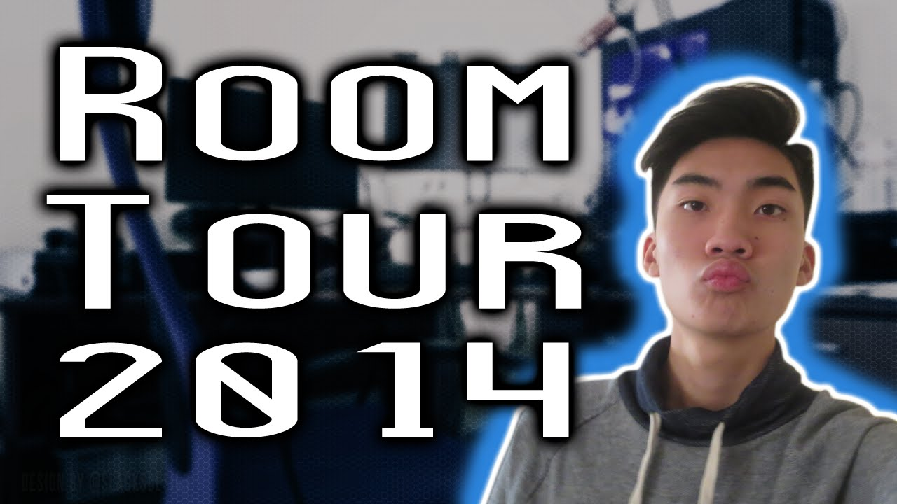 ULTIMATE ROOM TOUR 2014 (FUNNY/SWAG/UPDATED) RiceFlavoredGum(RiceGum)    YouTube