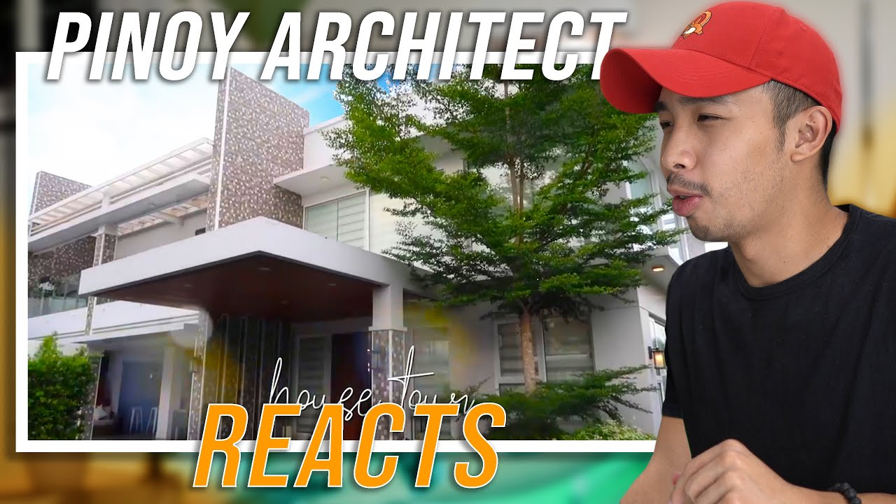 PINOY ARCHITECT REACTS TO CLAUDINE CO'S HOUSE