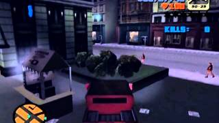 Grand Theft Auto III Walkthrough: Part 3 (Playstation 2)