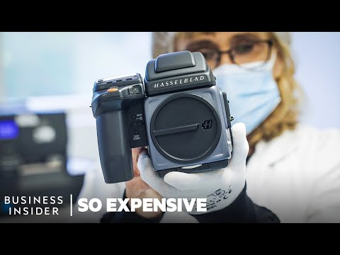 Why Hasselblad Cameras Are So Expensive | So Expensive