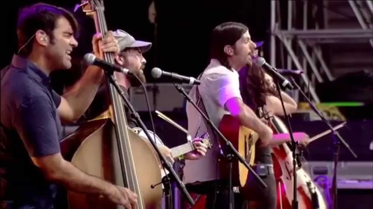 The Avett Brothers Rejects In The Attic Live At Bonnaroo 2014 Youtube