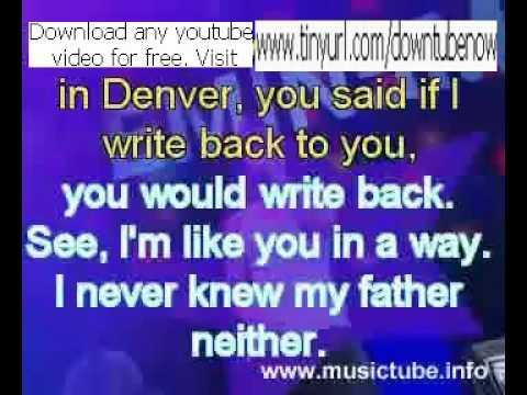 Eminem - Stan Karaoke Video with download link