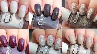 Color Club Under My Spell Collection | Live Application Review