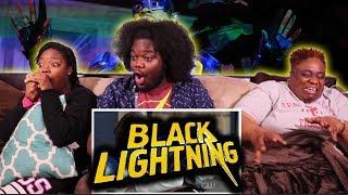 Black Lightning Season 1 Episode 12 : FAMILY REACTION & DISCUSSION!