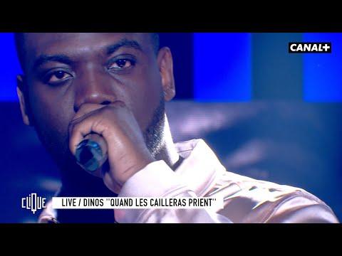 Youtube: Dinos en live dans Clique avec«Quand les cailleras prient» – CANAL+