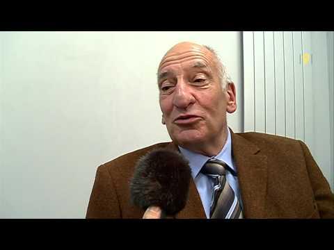 Interview de Pascal Couchepin à la Foire du Valais