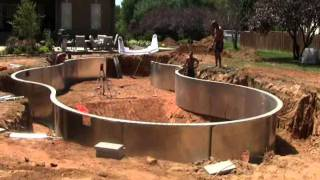 Building An Inground Swimming Pool