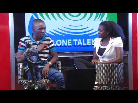 Moinina on Salone Talent with Phebe Swill