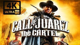 CALL OF JUAREZ: THE CARTEL All Cutscenes (Game Movie) 4k 60FPS