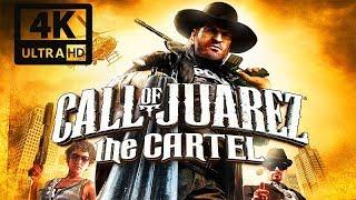 CALL OF JUAREZ: THE CARTEL All Cutscenes (Game Movie) 4k 60FPS