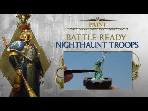 Paint: Battle-Ready Nighthaunt Troops