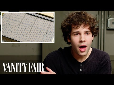 VIDEO: David Dobrik Takes a Lie Detector Test | Vanity Fair