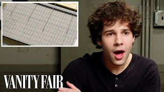 David Dobrik Takes a Lie Detector Test  Vanity Fair