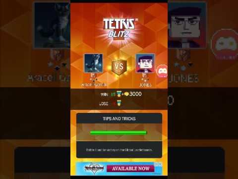 Watch me play Tetris Blitz via Omlet Arcade!