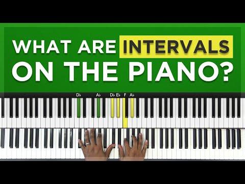 #1: Intervals in Music