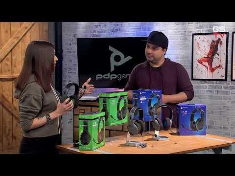 GameStop TV Interviews PDP Gaming