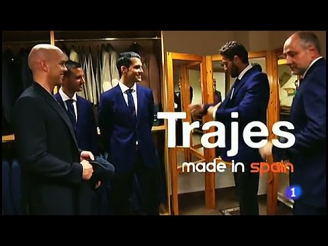 140-Fabricando Made in Spain - Trajes