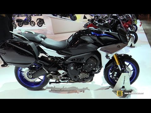 2018 Yamaha Tracer 900 GT - Walkaround - 2017 EICMA Milan Motorcycle Exhibition