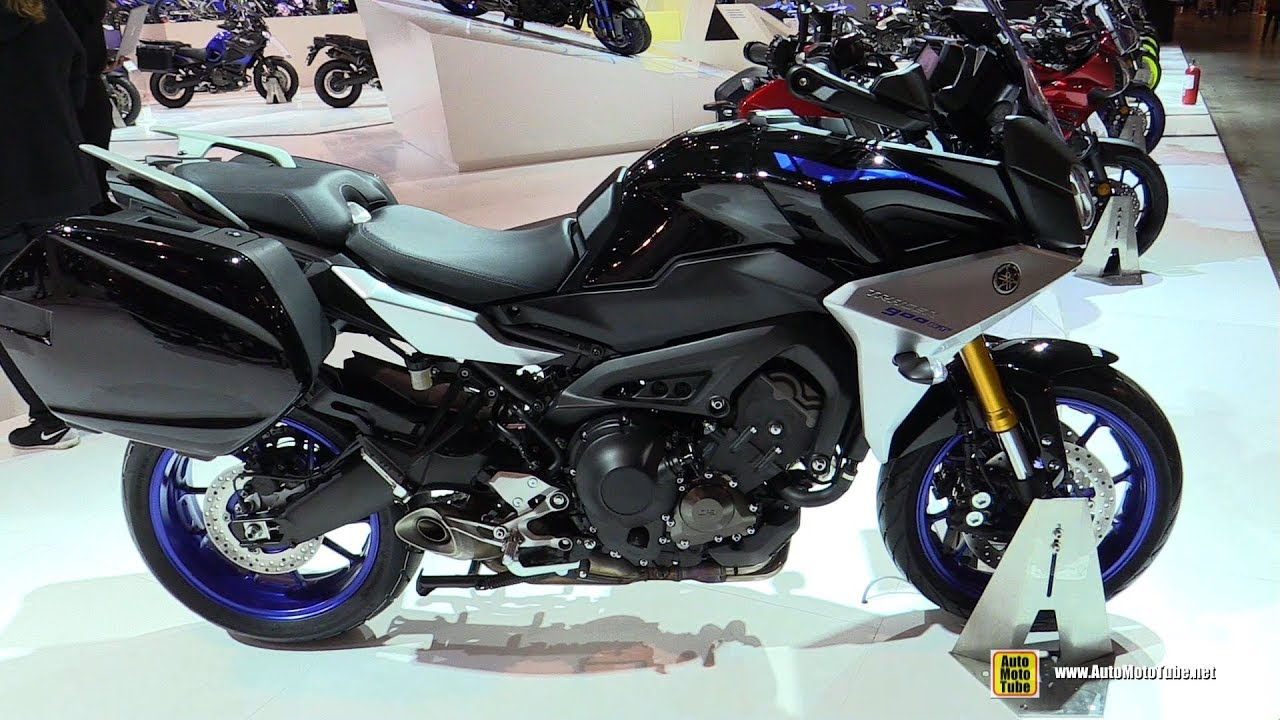 2018 yamaha tracer 900 gt walkaround 2017 eicma milan. Black Bedroom Furniture Sets. Home Design Ideas